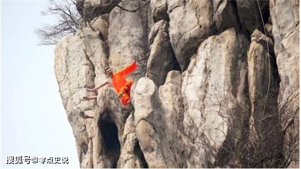 Đệ nhất khinh công Trung Quốc: Mặc áo sắt 40kg suốt 3 năm, dễ dàng bay qua tường - Ảnh 2.