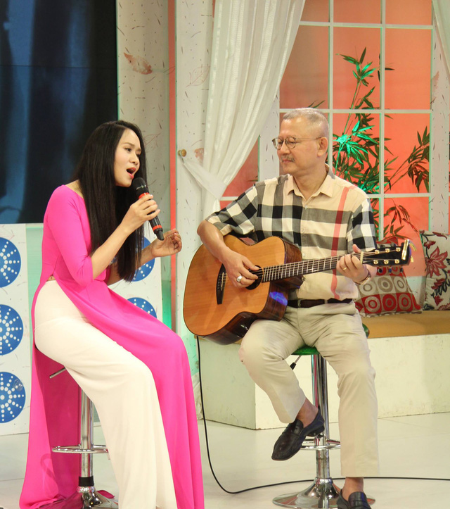 Nữ hoàng nhạc phim Việt Nam: Đẹp mặn mà ở tuổi 46, lấy chồng nổi tiếng lớn hơn 17 tuổi - Ảnh 3.
