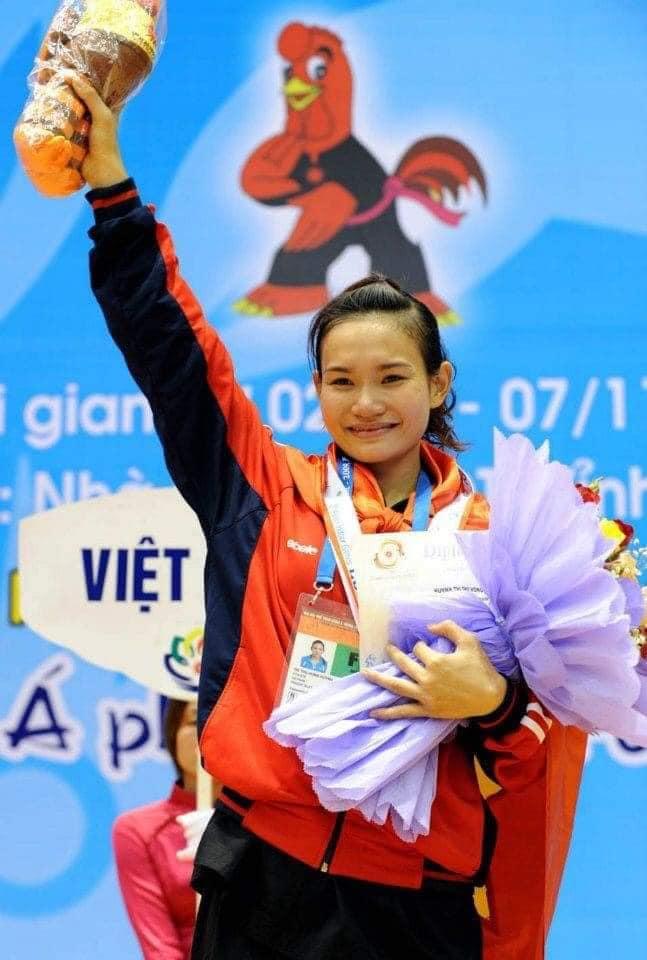 Tượng đài pencak silat Việt Nam Huỳnh Thị Thu Hồng qua đời ở tuổi 35 - Ảnh 1.