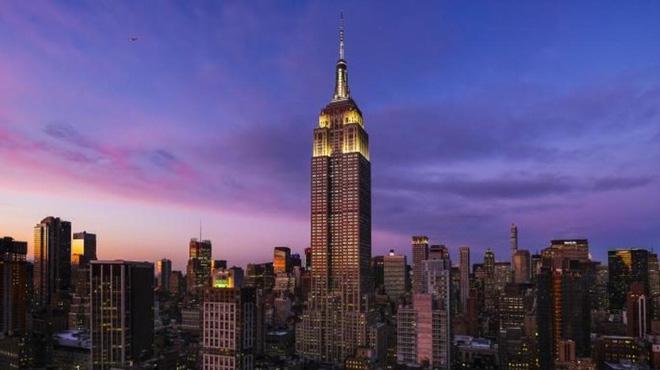 Biểu tượng nước Mỹ - tòa Empire State đang vận hành hoàn toàn nhờ điện gió - Ảnh 2.