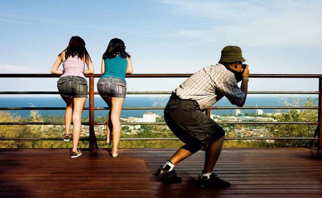 Khi các nhiếp ảnh gia tấu hài khiến chúng ta phải ngã ngửa - Ảnh 4.