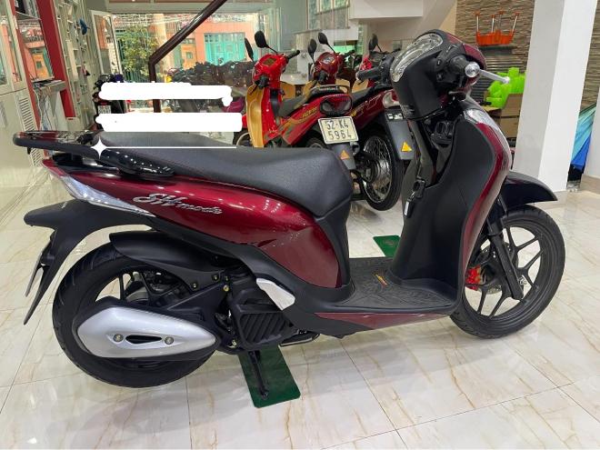 Chiếc Honda SH không bánh trước được bán giá 900 triệu đồng, đã có đại gia Hà Nội bạo chi? - Ảnh 6.
