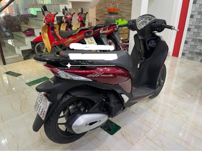 Chiếc Honda SH không bánh trước được bán giá 900 triệu đồng, đã có đại gia Hà Nội bạo chi? - Ảnh 5.
