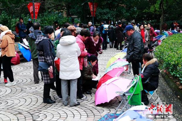 Thâm nhập hội chợ xem mắt tập thể của giới trẻ Trung Quốc: Mặc cả nhiệt tình, yêu cầu cao siêu và cái khó của những thanh niên 3 không - Ảnh 5.