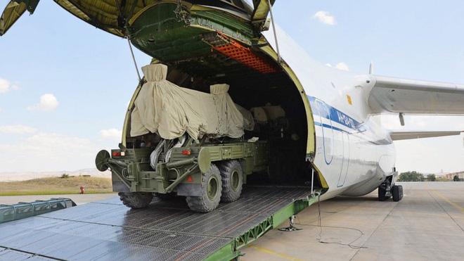 Mua S-400 của Nga, Thổ Nhĩ Kỳ liên tiếp bị hai đời Tổng thống Mỹ cho ăn đòn! - Ảnh 1.