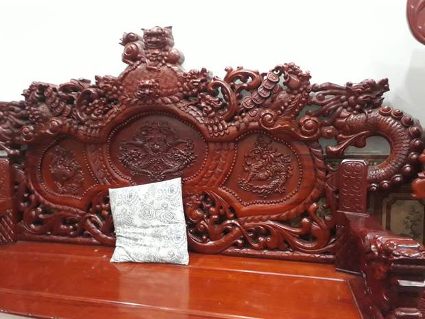 Cơn ác mộng mang tên vệ sinh đồ gỗ dịp Tết: Dùng hết 4 gói tăm bông mới xử lý xong 1 chiếc ghế - Ảnh 1.