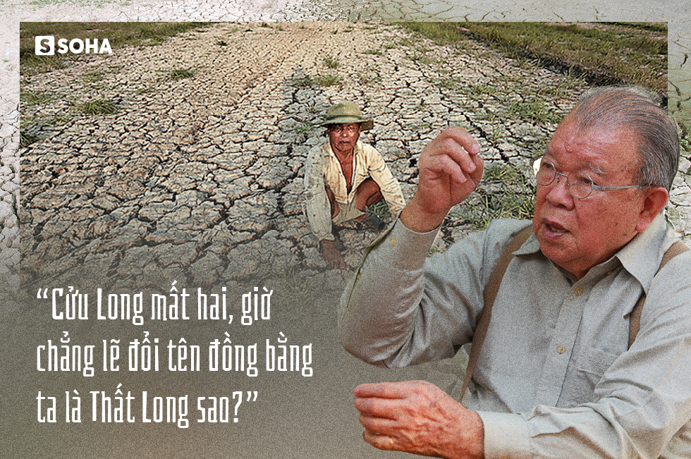 """GS Võ Tòng Xuân: """"Đừng đổ lỗi cho Trung Quốc nữa, chính chúng ta đang cãi trời"""" - Ảnh 2."""