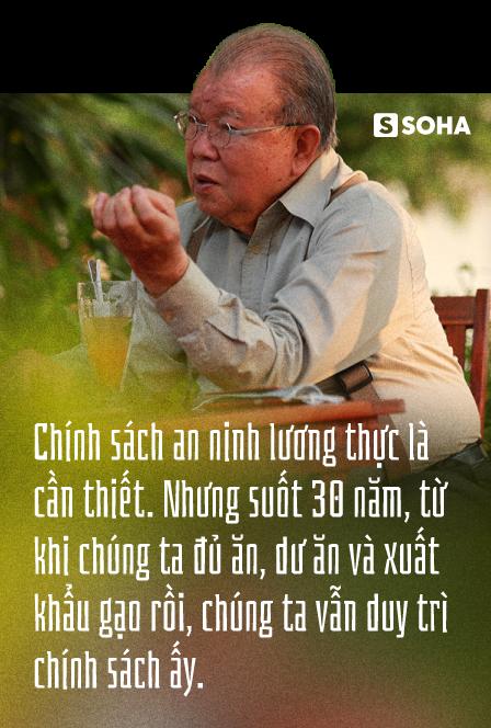 """GS Võ Tòng Xuân: """"Đừng đổ lỗi cho Trung Quốc nữa, chính chúng ta đang cãi trời"""" - Ảnh 9."""