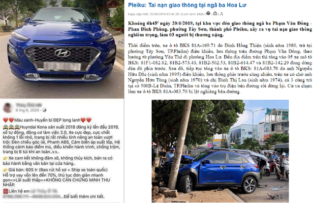 Tá hỏa loạt ôtô cam kết không tai nạn rao bán trên thị trường  - Ảnh 2.