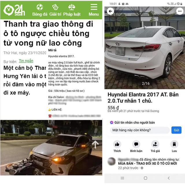 Tá hỏa loạt ôtô cam kết không tai nạn rao bán trên thị trường  - Ảnh 3.