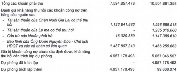 HAGL lên tiếng về việc bất ngờ xuất hiện khoản lỗ 5.000 tỷ - Ảnh 6.