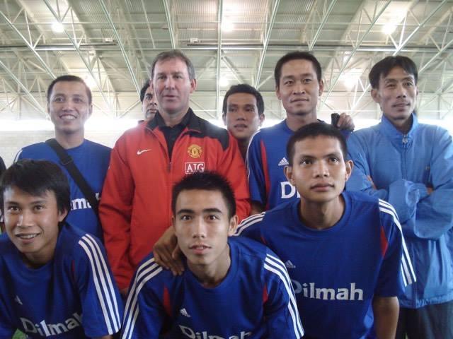 [Hồi ức] Đội bóng Việt Nam đạt á quân thế giới, khiến Argentina nể phục ở sân Old Trafford - Ảnh 3.