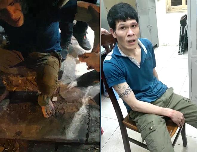 Cảnh sát 141 bắt giữ 3 đối tượng mang ma túy dạo phố - Ảnh 2.