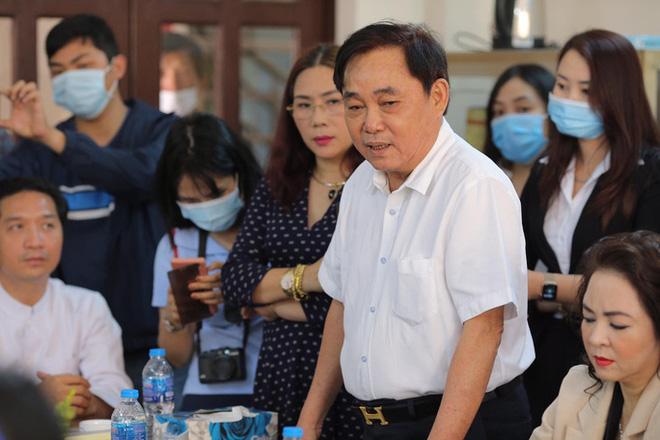 Đại gia Dũng lò vôi: Ông Võ Hoàng Yên luôn tìm cách moi tiền của tôi, tượng phật nói 580 triệu, tôi mua chỉ 16 triệu đồng... - Ảnh 1.