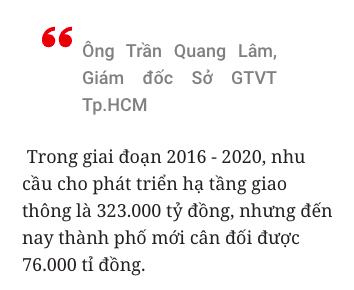 Vì sao Tp.HCM lỡ mục tiêu thu nhập đầu người 9.800 USD/năm?  - Ảnh 3.