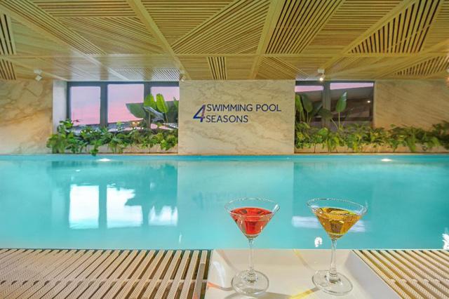 """Loạt khách sạn 4 sao Đà Nẵng giá rẻ """"giật mình"""": Chưa tới 500.000 đồng/đêm, vị trí ngay trung tâm, có cả hồ bơi, ăn sáng miễn phí  - Ảnh 9."""