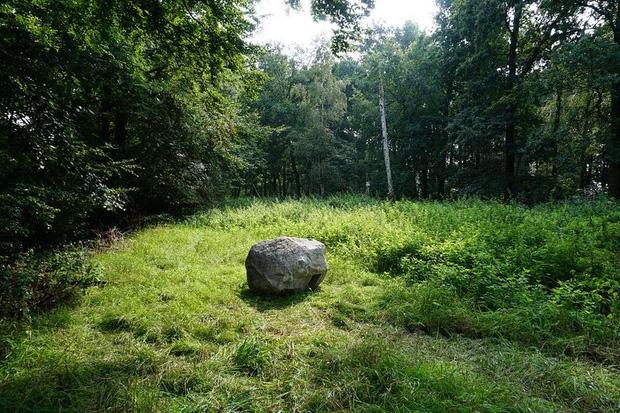 Bí ẩn tảng đá cứ đốt nóng là phát sóng Wifi - Ảnh 2.