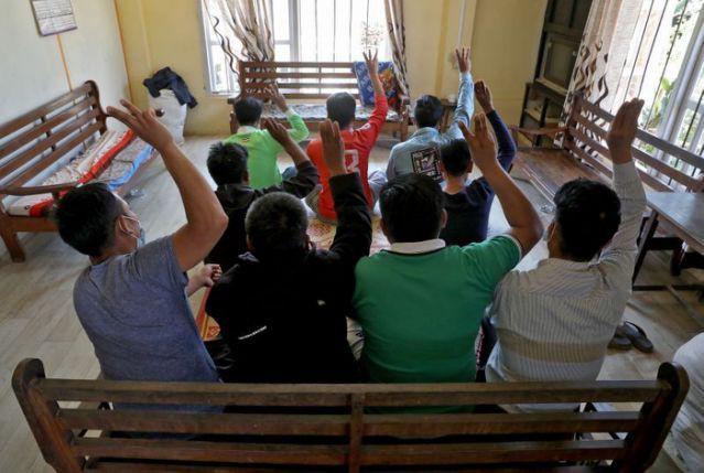 Cảnh sát Ấn Độ: 400 người Myanmar vượt biên hậu đảo chính - Ảnh 1.