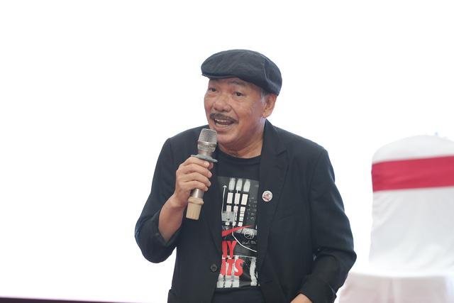 Nhạc sĩ Trần Tiến và nghệ sĩ 14 nước tham gia Ngày của mẹ - Ảnh 1.