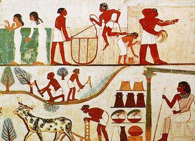 Ai Cập: Những cách sống khó tin thời cổ đại - Ảnh 3.