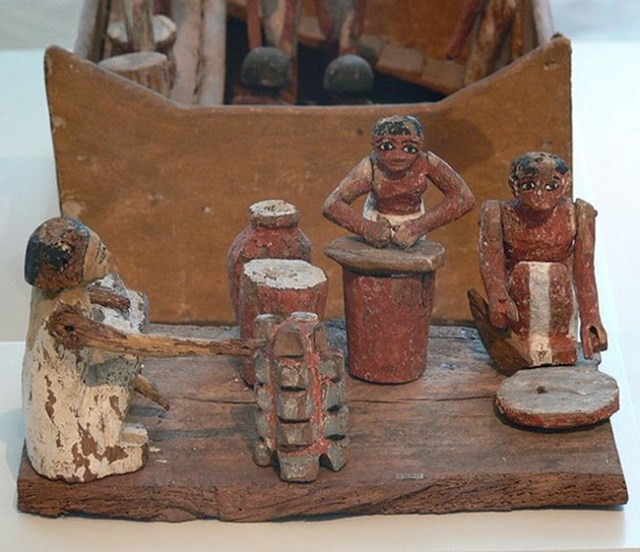 Ai Cập: Những cách sống khó tin thời cổ đại - Ảnh 5.