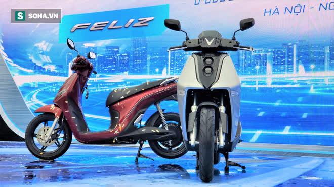 Giá xe máy điện VinFast cực thấp, bản rẻ nhất 6,3 triệu đồng - Ảnh 2.
