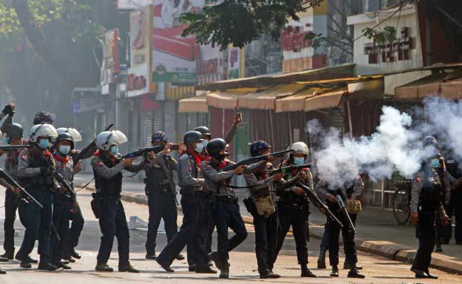 Myanmar: Từ lời đáp trả gây sốc cho tới nỗi sợ không nói thành lời của Thống tướng Min Aung Hlaing - Ảnh 3.