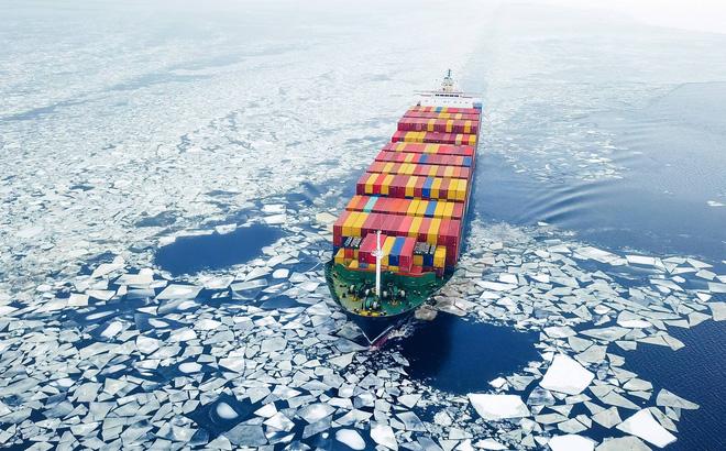 Trung Quốc vươn vòi xây dựng Con đường Tơ lụa Bắc Cực: Chuyên gia đưa ra những mối lo ngại - Ảnh 2.