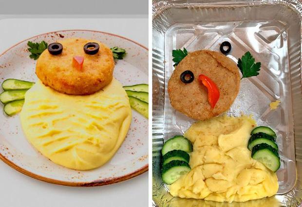 Giận tím người với kiểu quảng cáo món ăn một đằng, thực tế mang ra một nẻo của các nhà hàng - Ảnh 4.
