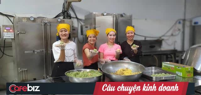 Bếp Cụ Nho làm chuỗi xe đẩy bán xôi vỉa hè tại Sài Gòn: Chi phí nhượng quyền 18 triệu đồng, đã có 39 điểm bán, là đối tác với Viejet Air, FPT... - Ảnh 3.