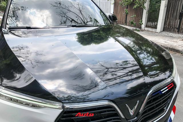 Soi VinFast Lux SA2.0 của Minh nhựa với diện mạo được cá nhân hóa giống chiếc Mercedes-AMG G 63 - Ảnh 4.