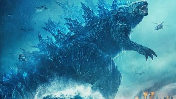 4 tiết lộ quan trọng về Godzilla đại chiến Kong trước giờ công chiếu - Ảnh 2.