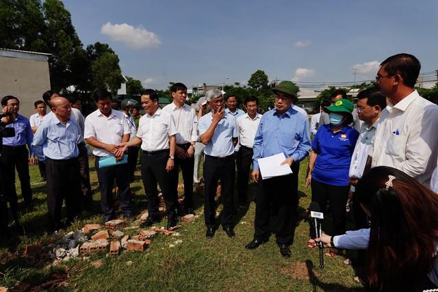 Bí thư Nguyễn Văn Nên nói về tình trạng quy hoạch treo ở TPHCM - Ảnh 2.