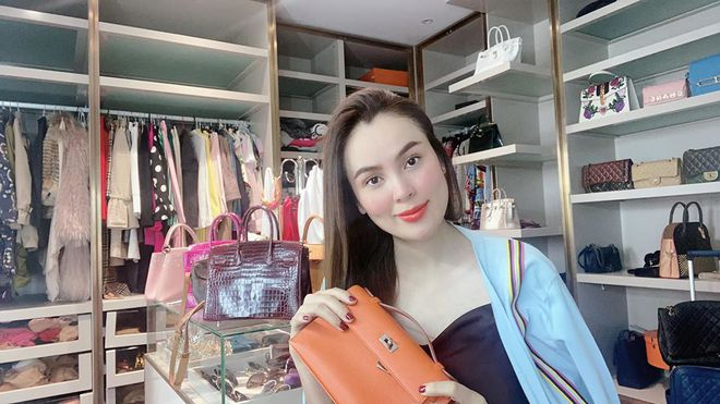 Hoa hậu Việt được tặng 6 tỷ vì giảm 6kg: Chơi hàng hiệu khét tiếng, quỳ gối rửa chân cho chồng - Ảnh 1.