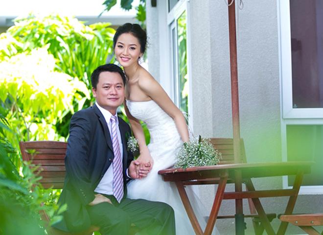 Mỹ nhân Việt lấy chồng là phó giám đốc ngân hàng, lớn hơn 17 tuổi giờ ra sao? - Ảnh 4.