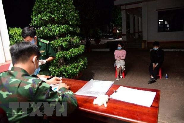 Hải Dương: Phong tỏa 19 thôn, cụm dân cư ở Cẩm Giàng liên quan các ca dương tính SARS-CoV-2; Sân bay Vân Đồn mở cửa trở lại từ 3/3 - Ảnh 1.