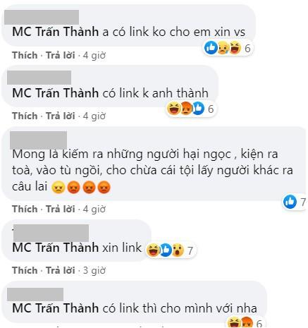 Bức xúc trước loạt bình luận 'xin link' dưới bài Lan Ngọc phủ nhận liên quan clip 'nóng' - ảnh 3