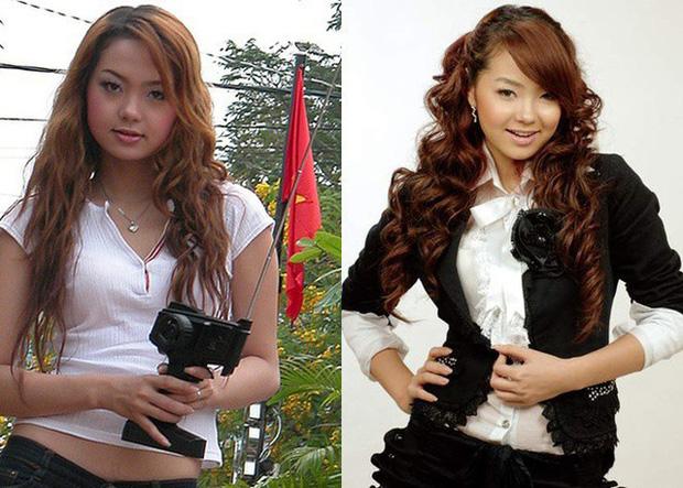 Minh Hằng dành 17 năm thanh xuân để lột xác: Từ bé Heo bị netizen tố phẫu thuật hỏng đến visual nữ thần gây bão xứ Trung - Ảnh 4.
