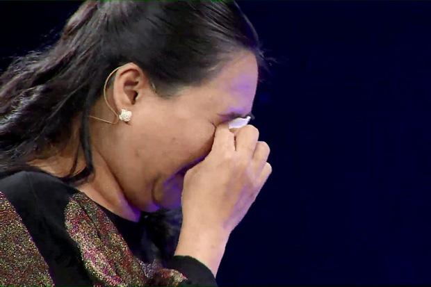NSND Kim Cương tìm được con thất lạc sau 45 năm bị nữ y tá mang đi, cảnh đoàn tụ đẫm nước mắt - ảnh 5