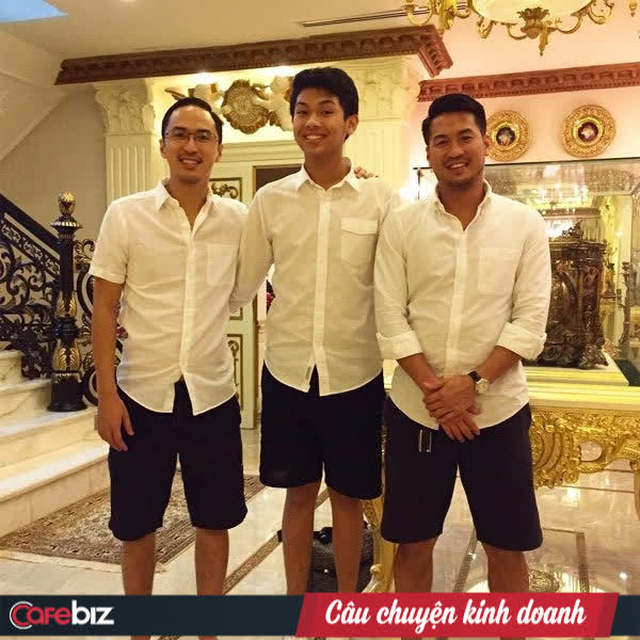 """Những người con của """"vua hàng hiệu"""" Johnathan Hạnh Nguyễn: Sinh ra từ vạch đích, kế nhiệm mảng kinh doanh nghìn tỷ từ cha - Ảnh 9."""