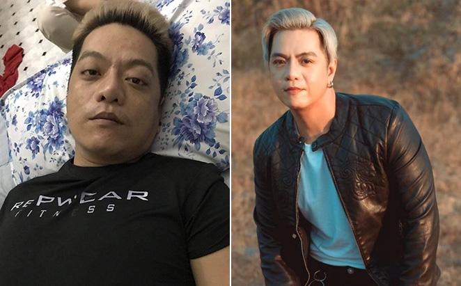 Ca sĩ Lâm Onbi tiều tụy vì ung thư não, khiến em gái Việt Hương xót xa