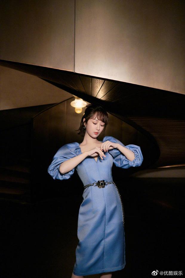 Dương Tử lần đầu xuất hiện sau scandal tiêm toàn thân thu gọn body, nhan sắc gây thất vọng toàn tập - Ảnh 2.