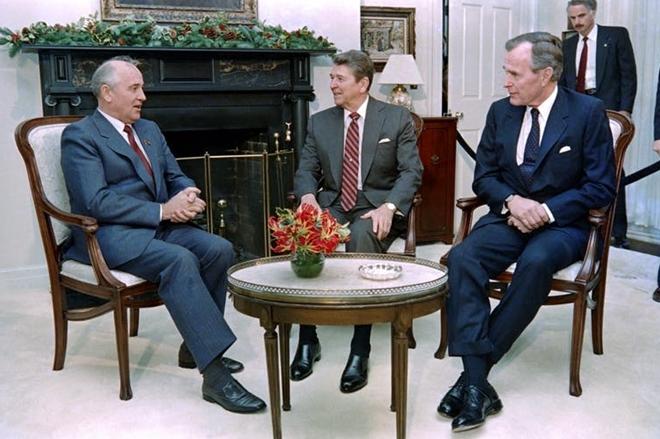 Vai trò thực sự của Reagan trong việc chấm dứt Chiến tranh Lạnh - Ảnh 3.