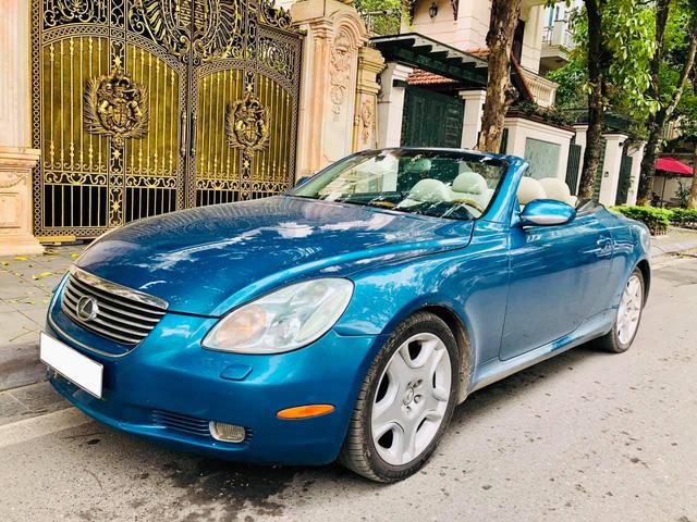 Sau 14 năm, 'xe chơi' một thời Lexus SC 430 vẫn giữ giá đắt ngang VinFast Lux A2.0 bản tiêu chuẩn - Ảnh 8.