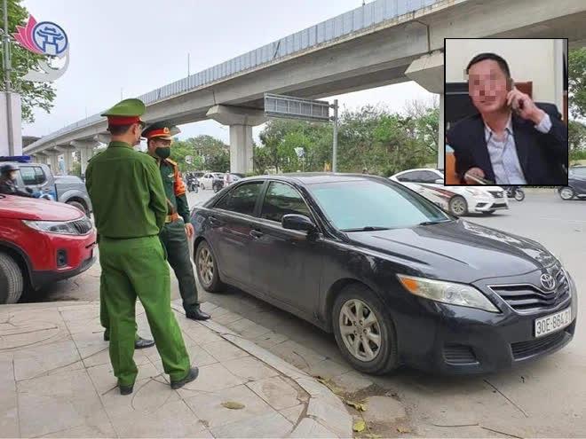 Tài xế là quân nhân ngủ trên xe Camry xô xát với CSGT liệu sẽ đối mặt án phạt nào? - Ảnh 2.
