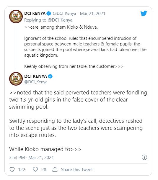 Thấy hành vi lạ của 2 thầy giáo với các nữ sinh ở bể bơi, người phụ nữ lập tức gọi cảnh sát - Ảnh 1.