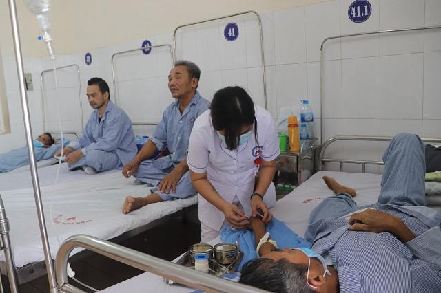 Căn bệnh dễ lây hơn Covid-19, Việt Nam kêu gọi chung tay chấm dứt - Ảnh 1.