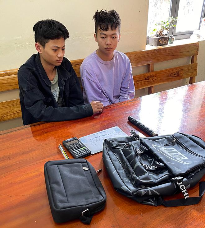 Sinh viên rủ nhau đi cướp để trả nợ tiền chơi xèng - Ảnh 1.