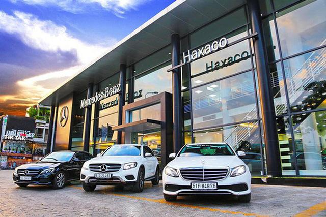 """Sau khi chủ tịch """"nhường"""" lại vị trí cho vợ, đại lý Mercedes-Benz lớn nhất Việt Nam báo lãi gấp đôi, lên cao nhất lịch sử  - Ảnh 1."""