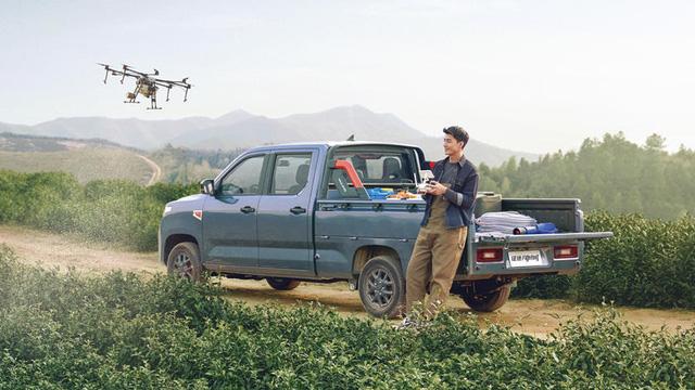GM sắp tung bán tải siêu rẻ, giá quy đổi chỉ từ 207 triệu đồng - Ảnh 1.
